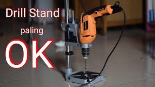 drill stand - dudukan bor terbaik