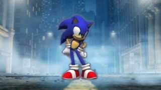 Sonic Generations goes with Everything (Taio Cruz