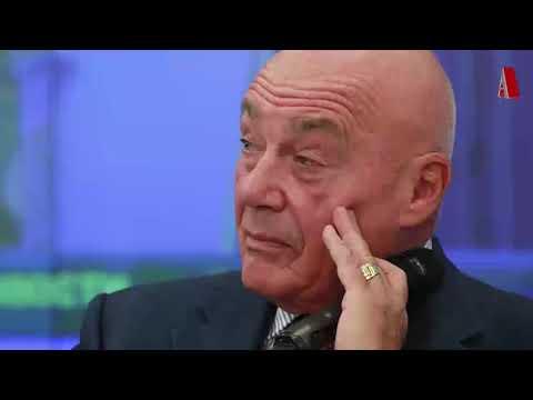 Азербайджанская писательница Познеру: «Я вас не осуждаю!»