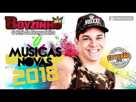 Boyzinho o Rei da Bregadeira - Músicas Novas 2018 - Repertório Novo