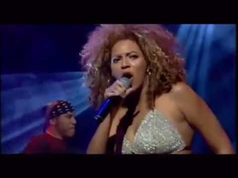 Beyonce   Work It Out Live @t Rove