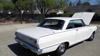 1964 CHEVROLET NOVA SS - SOLD