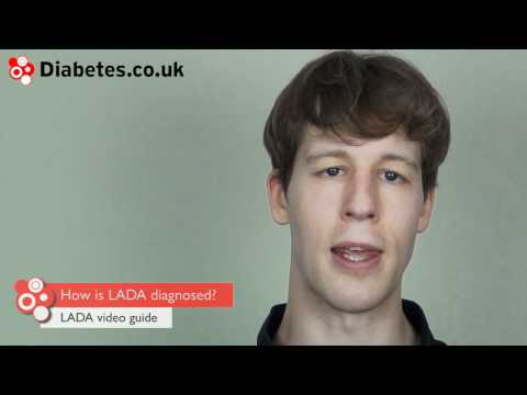 Diabetes LADA - Latent Autoimmune Diabetes