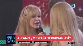 Graciela Alfano, ¿merecía terminar así?