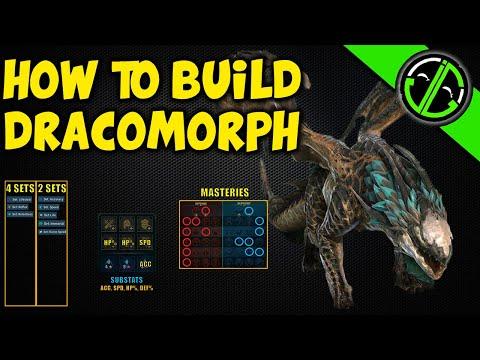 How to Build: Dracomorph