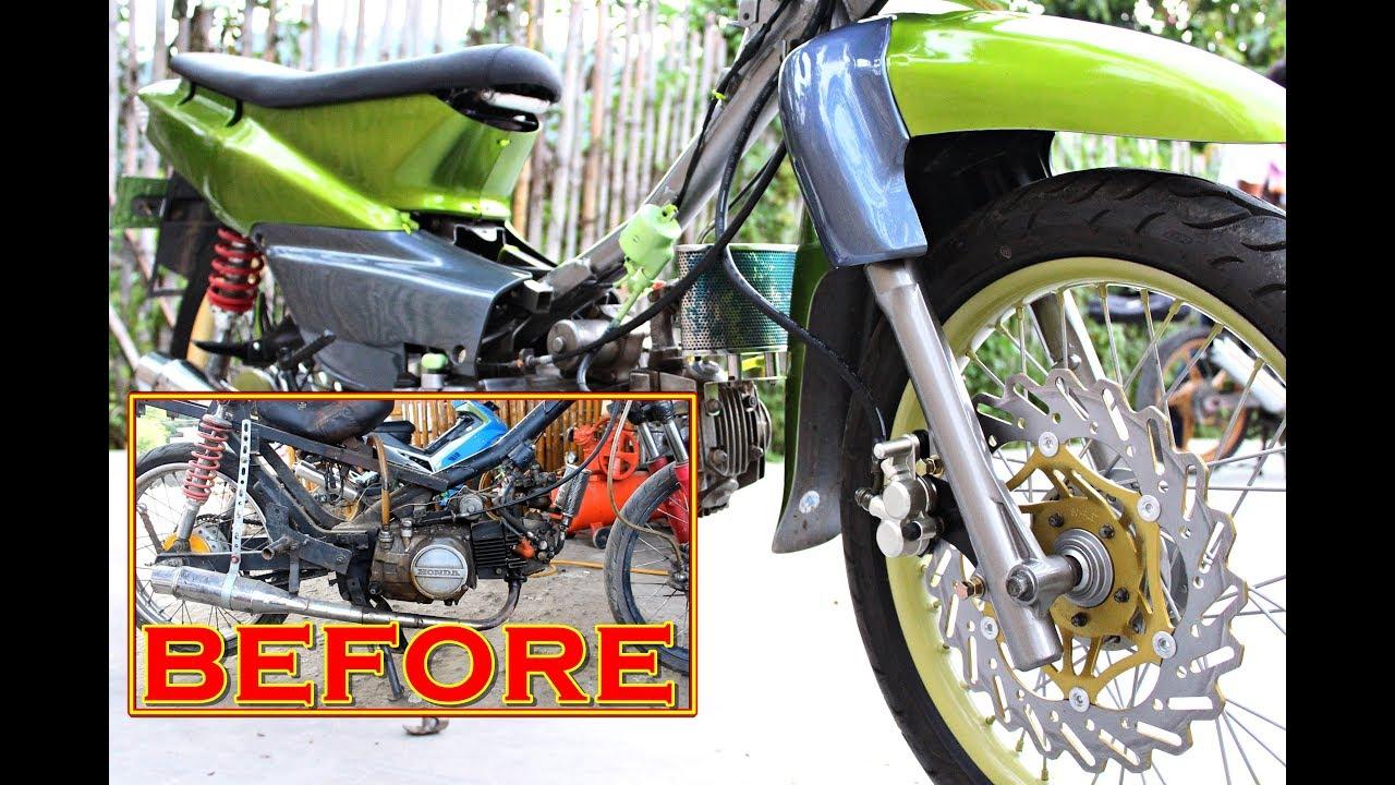 53 Gambar Velg Racing Motor Supra X 110 Pelekmodif