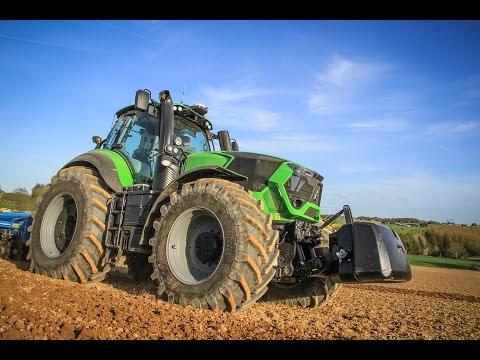 MAT AGRI 22 I DEUTZ FAHR 9340 TTV I RABEWERK