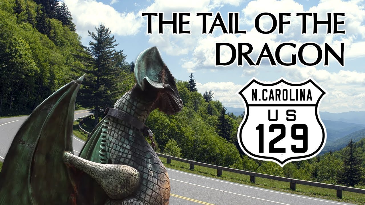 Driving The Tail of The Dragon in an RV