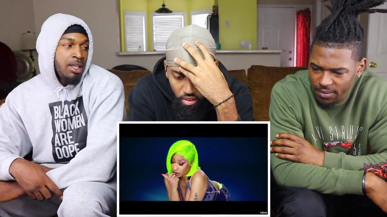 Nicki Minaj - Barbie Dreams [REACTION] #1