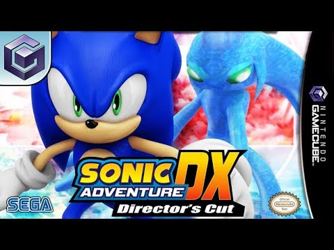 Longplay of Sonic Adventure DX: Director's Cut/Sonic Adventure