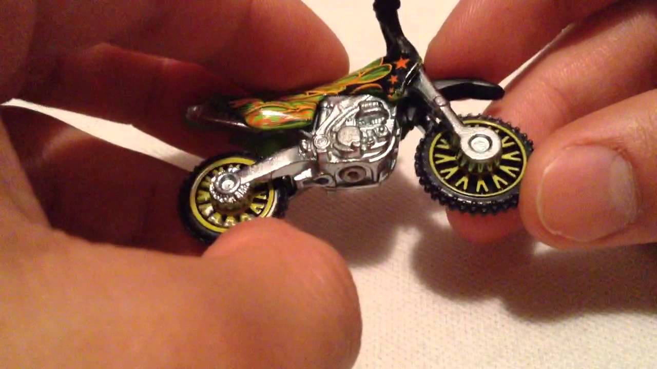 Hot Wheels HW450F (2015 HW Moto)