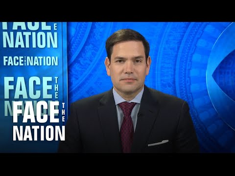 "Sen. Marco Rubio says U.S. strike against Iranian commander ""had to happen"""