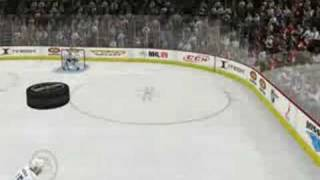 NHL 09 Trailer 1 and Some Gameplay.