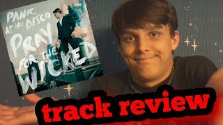 Panic! at the disco-high hopes | track review