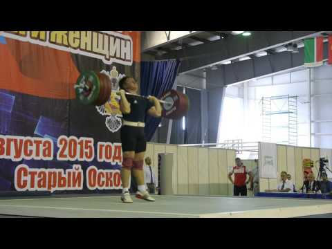 BERESTOV | Чемпионат России - 2015 (День 7)