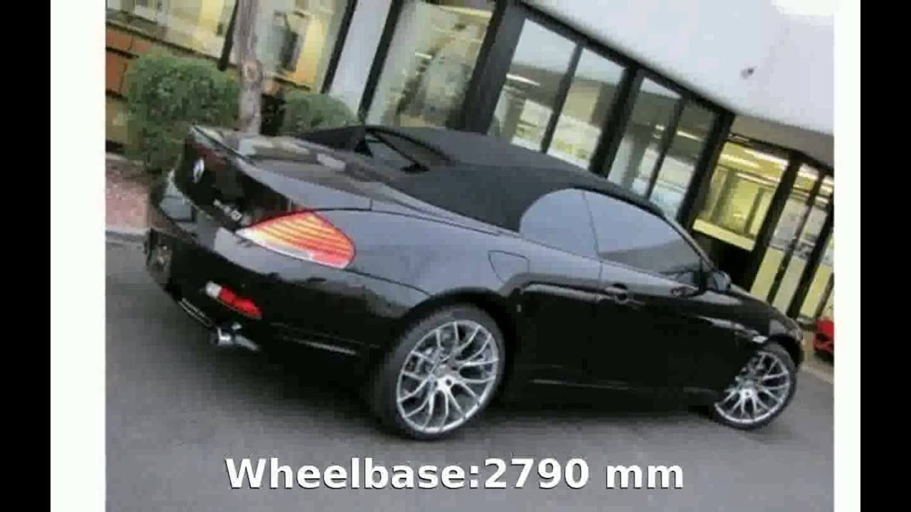 Bmw Ci Convertible Details And Specification YouTube - 2006 bmw 645ci