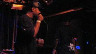 The Beatnuts - Reign Of The Tec / Watch Out Now Live