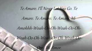 Te Amare-Frankie J ^Lyrics^
