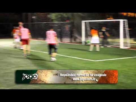 Energy Luciano - İzmir Gençlik Maç Özeti / İZMİR / iddaa Rakipbul Ligi 2015 Açılış Sezonu