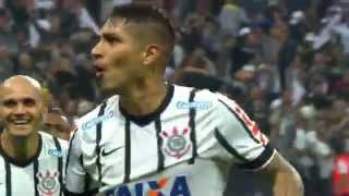 Corinthians 3 x 2 São Paulo - Campeonato Brasileiro 2014 - Melhores momentos
