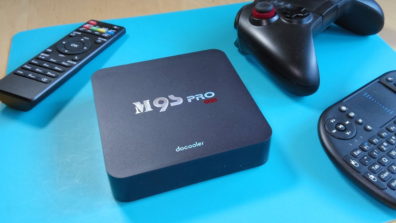 M9s pro android tv box