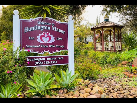 What Would You See When You Visit Huntington Manor?