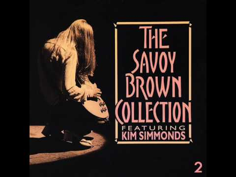Savoy Brown -  Collection (Full Album) 1993 (CD 2)