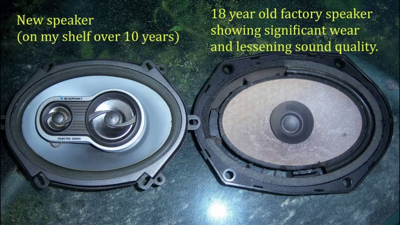 Upgrading Rear Door Speakers In Your Car Ford Contour
