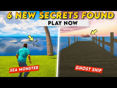 6 NEW GTA VICE CITY 😱 SECRETS FOUND IN GTA V AND MUCH MORE
