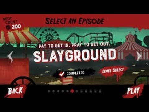 Friday The 13th: The Killer Puzzle SLAYGROUND