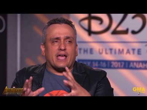 "Avengers Director Joe Russo Says Infinity War Trailer Is Coming ""Soon"""