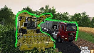 Uczymy SZEJKA Pracować w Polu ❗️ *CIĘŻKI UCZEŃ*⚡️ Rolnicy Mechanicy ⭐️ Farming Simulator 19