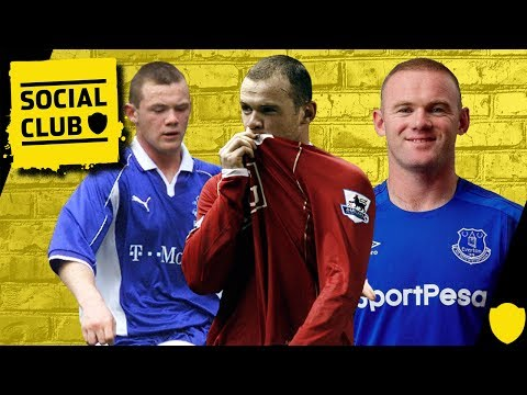 WAYNE ROONEY'S EVERTON STORY: FROM HERO TO VILLAIN, TO HERO AGAIN? | FEAT TOFFEE TV
