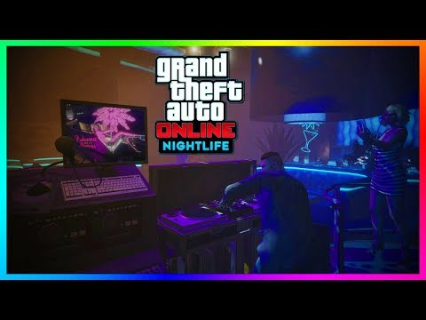GTA Online NIGHTCLUBS Coming In The Next DLC  Buying And Owning Nightclubs, June Release & MORE!