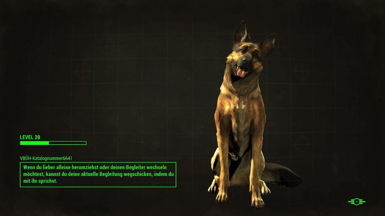 Fallout 4 - Dogmeat the Masterthief