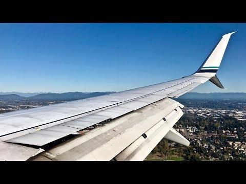 Alaska Airlines – Boeing 737-990/ER – DFW-SEA – Full Flight – N413AS – IFS Ep. 173