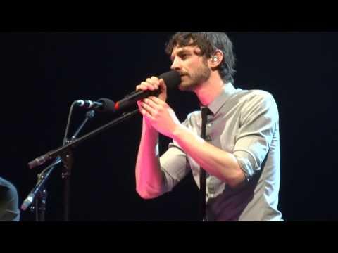 Gotye - Smoke and Mirrors (HD) - Live in Paris 2012