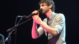 Gotye - Smoke and Mirrors (HD) - Live in Paris 2012