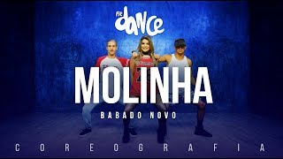 Molinha - Babado Novo | FitDance TV (Coreografia) Dance Video