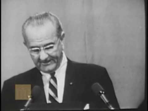 Lyndon B. Johnson-Speech on Vietnam (September 29, 1967)