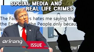 [The Point : World Affairs] On negative use of social media and real life crimes