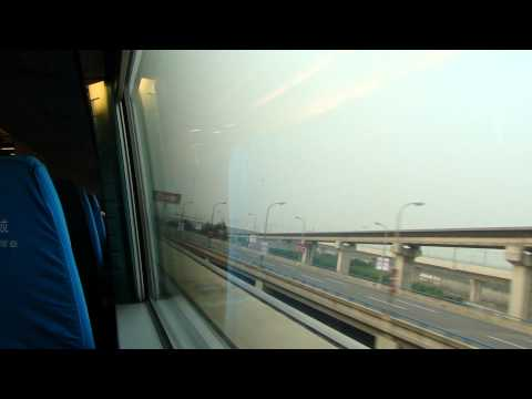 MAGLEV TREN BALA - SHANGHAY CHINA 2009.MP4