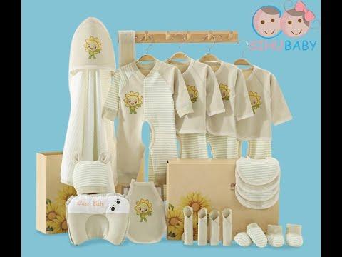 [SiHu Baby Shop] Quần Áo Sơ Sinh Trọn Gói Giá Rẻ Tiết Kiệm
