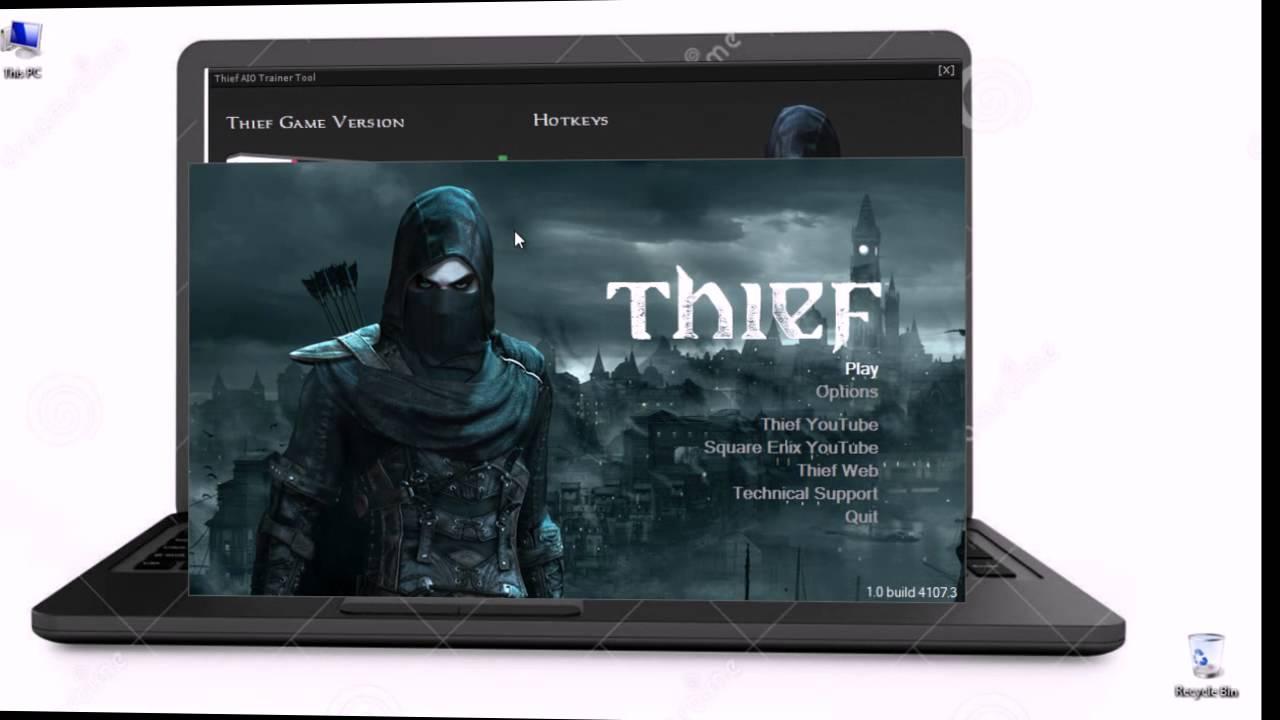 Thief Trainer