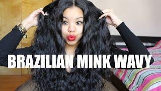 Diamond Virgin Hair Co. | Brazilian Mink Wavy ♡