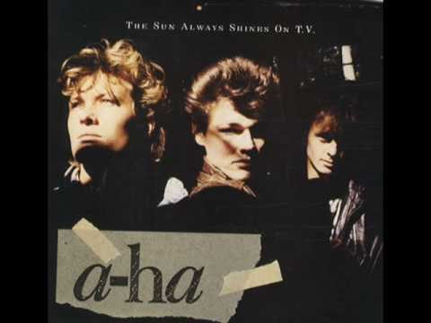 a-ha The Sun Always Shines On Tv