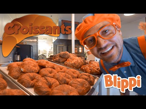 Blippi Visits the