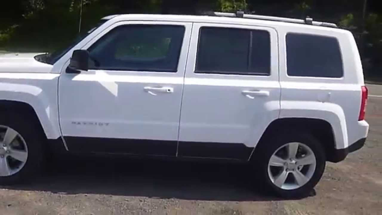 2014 Jeep Patriot Limited 4x4 Suv Youtube