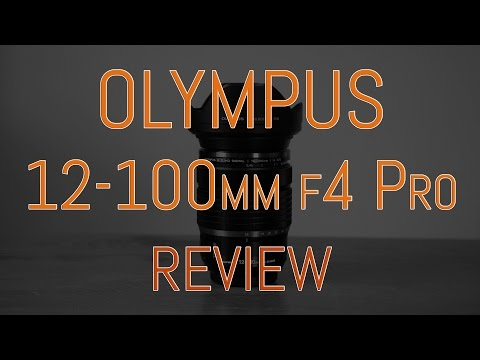 Olympus M.Zuiko 12-100mm f4 Pro Review