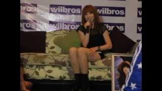 Carly Rae Jepsen Talks About Her Bangs (Hair Style)
